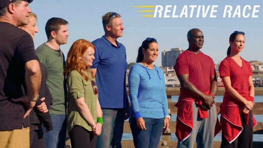 Relative Race - The Next Must-See Reality Show Debuts on BYU-TV. - Keep Moving Forward With Me