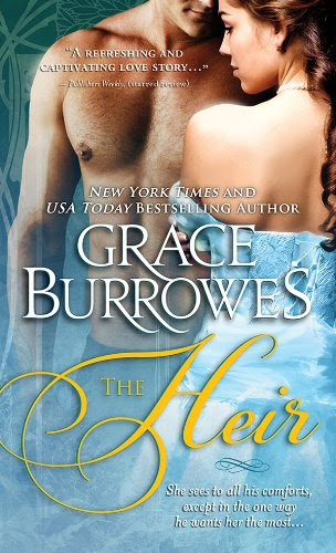 Heir (The Duke's Obsession) by Grace Burrowes