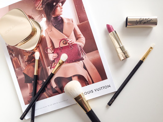 The Classic Old Hollywood Diva Lipstick? w/ Dolce & Gabbana Sophia Loren No. 1