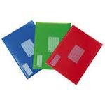 Scotch 8915-Ds 10.5 X 15.5 Plastic Bubble Mailer Assorted Colors