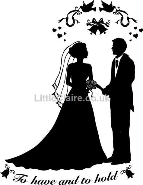 Free Wedding Silhouette, Download Free Clip Art, Free Clip