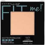 Maybelline Fit Me Matte + Poreless Powder - Natural Ivory