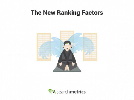 Searchmetrics Ranking Factors: Rebooting for Relevance - Searchmetrics SEO Blog