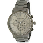 Kenneth Cole KCC0133003 Stainless Steel Chronograph Mens Watch