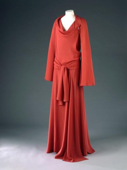 Evening Dress Madeleine Vionnet, 1935 The Metropolitan Museum of Art