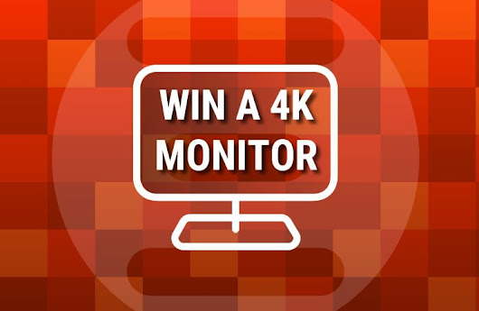 Win a 28″ 4K Hannspree Monitor With Play3r