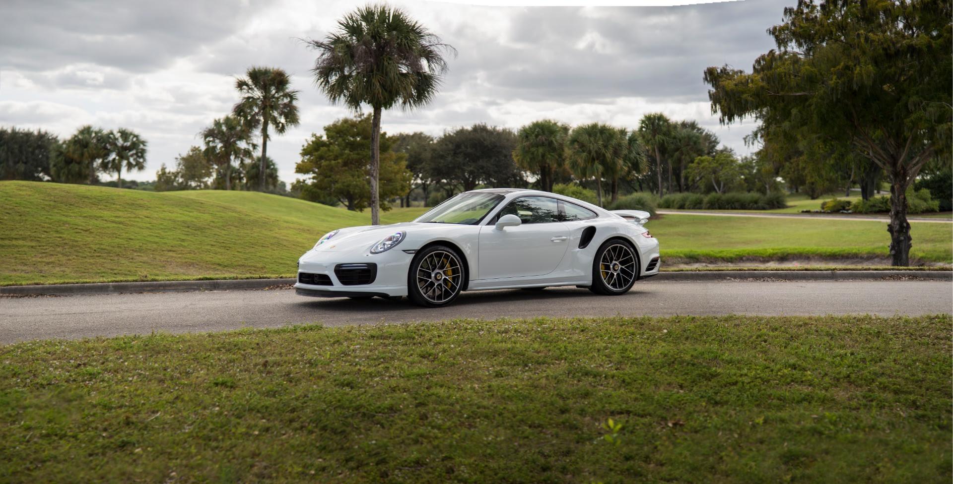 Used 2017 Porsche 911 Turbo S For Sale 179900 Marino
