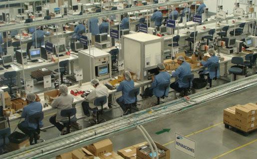 Brightstar tiene una capacidad de producción de entre 450.000 y 500.000 unidades mensuales.