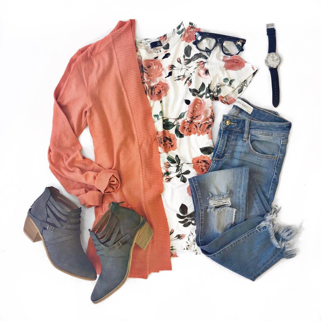 25 cute casualchic outfit ideas for fall  pretty designs