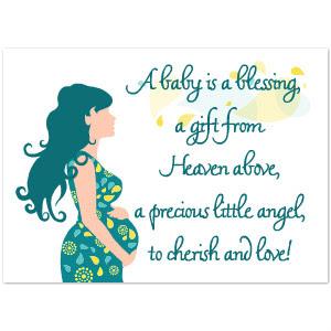 Baby Blessing Catholic Prayer Having Kids