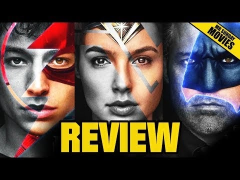 Review - JUSTICE LEAGUE by Mr. Sunday Movies  #dc  #movies
