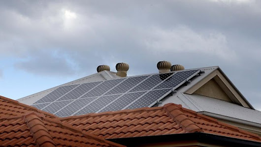 Solar power booms as cranky customers choose change | Track Energy