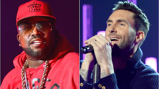 Big Boi And Adam Levine's New Song Is A Funky, Futuristic Jam