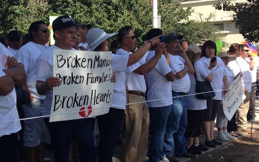 Property owners seek justice from foreclosure at Fresno rally