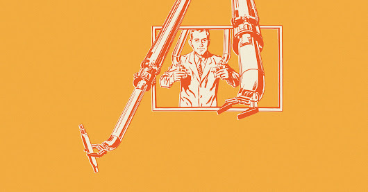 Worried About Robots Taking Your Job? Learn Spreadsheets | WIRED