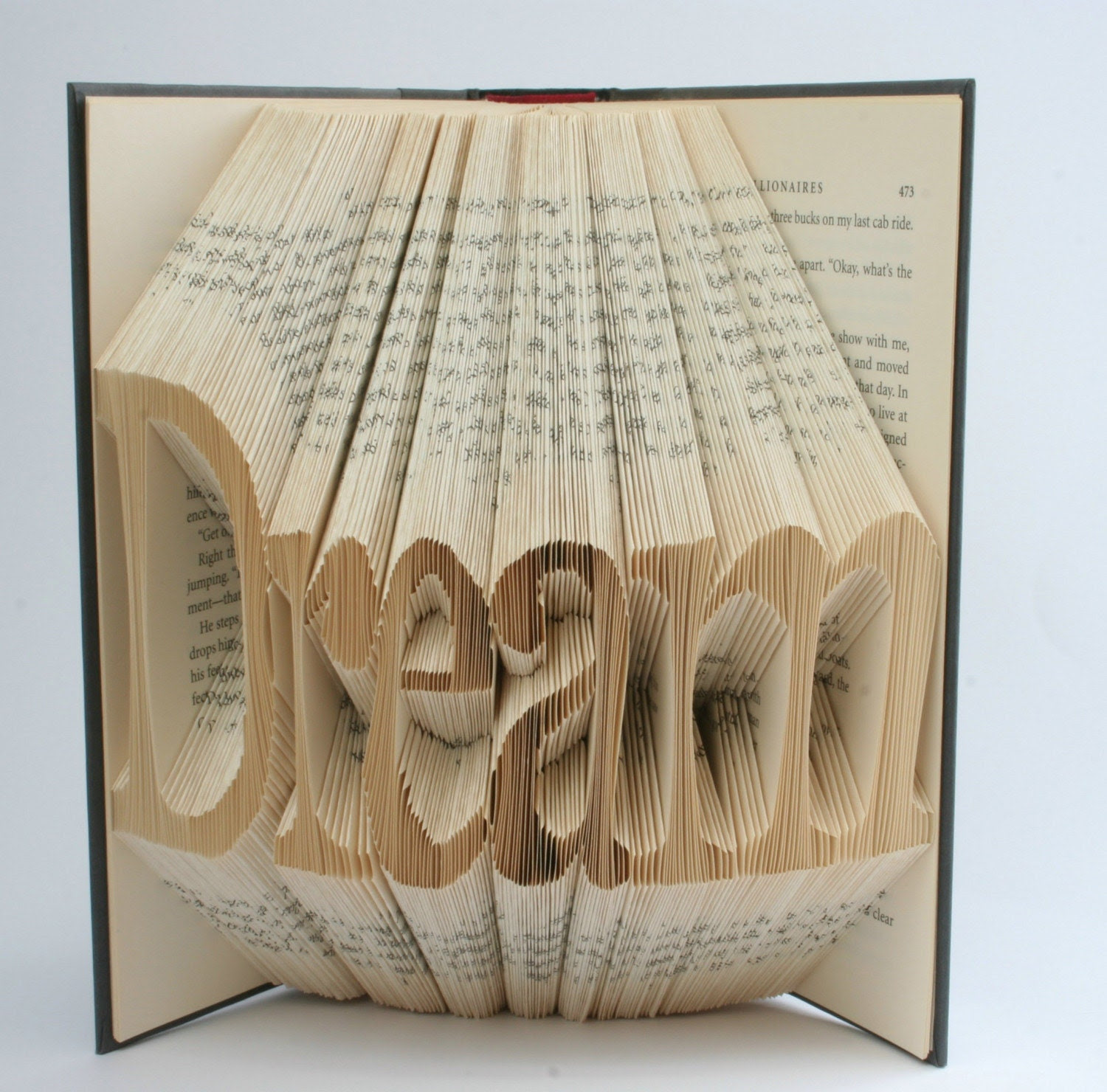 DREAM Book Art