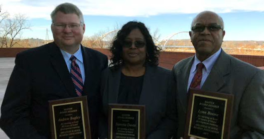 Three Helena-West Helena School Board Members Recognized for Attaining 'Master Board Member' Status | Andrew Bagley
