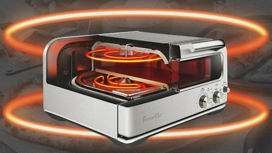 We've reached peak pizza: Breville's $800 at-home pizza oven