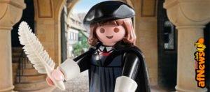 Martin Lutero è Playmobil, fumetto et al.