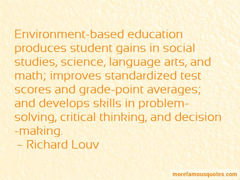 Quotes About Critical Thinking In Education Top 10 Critical
