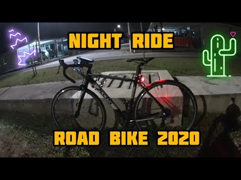 Workout day 3 | Night Cycling | Fit 2020
