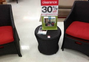 Target: Outdoor Furniture Clearance! - My Frugal Adventures