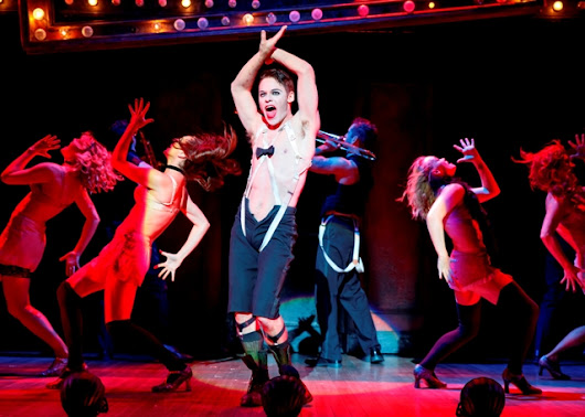 """Cabaret"" Plays the Fabulous Fox Theatre 
