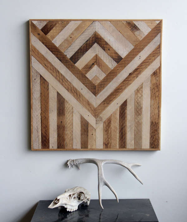 100 Reclaimed Wood Designs - From Sustainable Living Furniture to ...