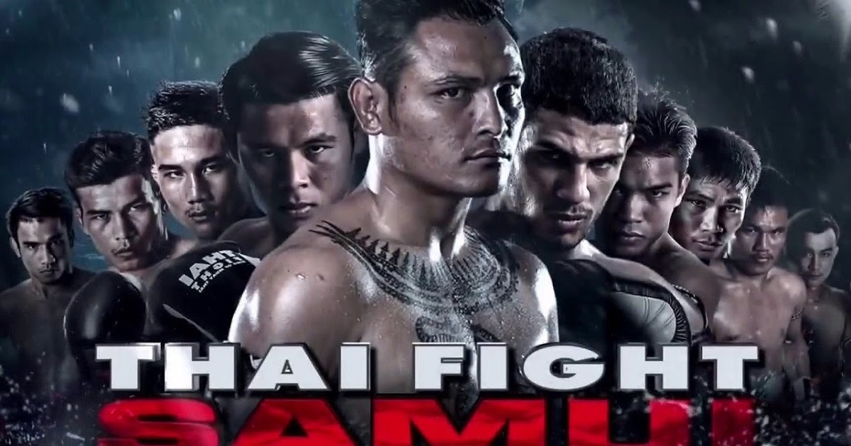 ไทยไฟท์ล่าสุด สมุย [ Full ] 29 เมษายน 2560 ThaiFight SaMui 2017 🏆 http://dlvr.it/P23Q40 https://goo.gl/NmVa4f