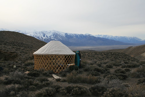 Maiden Yurt Voyage