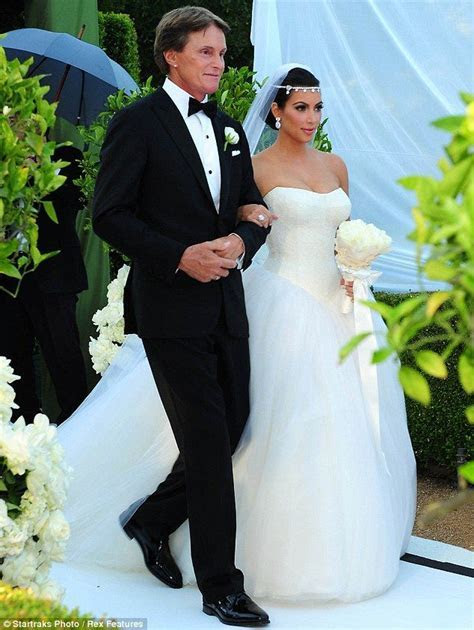 17 Best ideas about Kim Kardashian Wedding Dress on