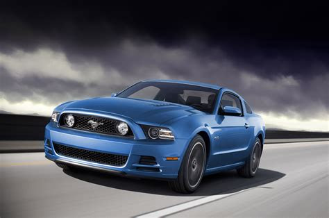 ford releases     mustang shelby gt