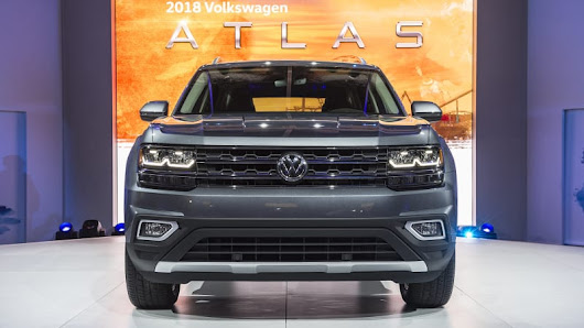 VW Atlas base price will start near $30,000 - Autoblog