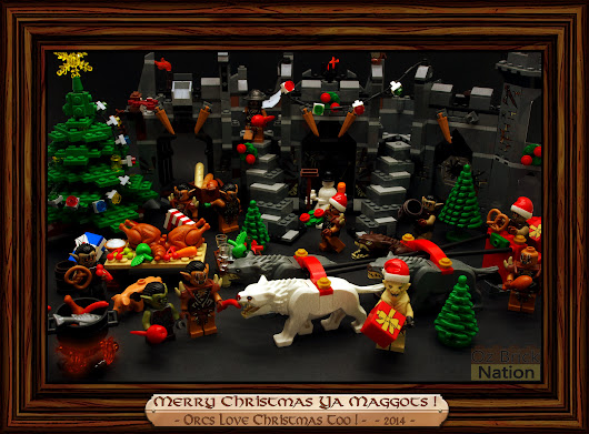 Another Very Merry LEGO Christmas!
