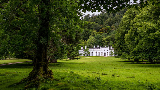 Luggala Lodge is an 18th Century Wonder from Ireland