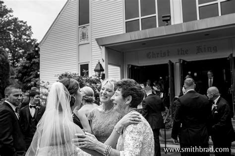 Kristen & Ryan: Married, Dunes Club, Narragansett