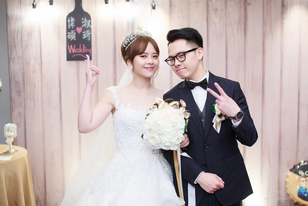 台北晶華酒店-萬象廳-婚禮紀錄