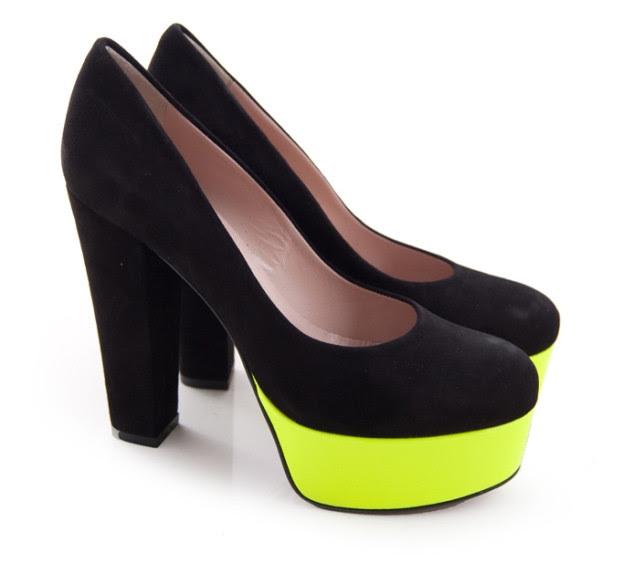 Jak Wam się podobają: dwukolorowe buty Hego s