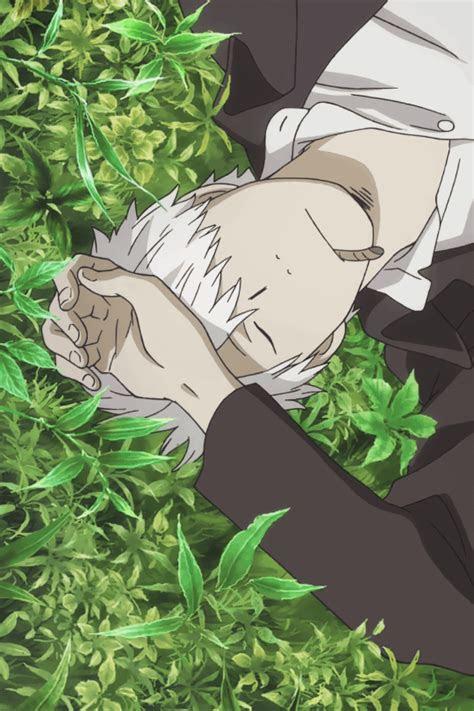 pin  kiki wu  mushishi anime aesthetic anime