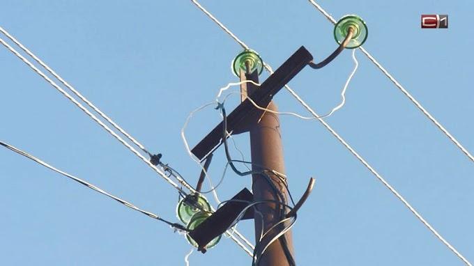 Две организации намерены взять на баланс электросети сургутских дачников