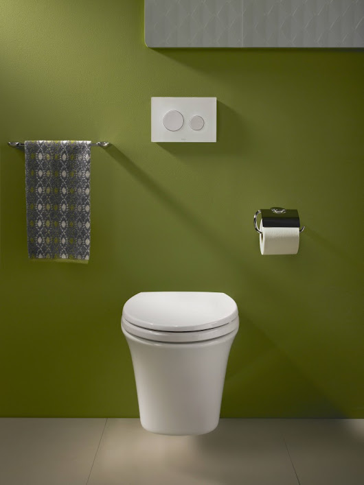 Is A Wall-Hung Toilet Right For You?