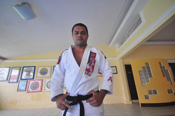 O professor de jiu-jitsu ficou um ano afastado dos tatames