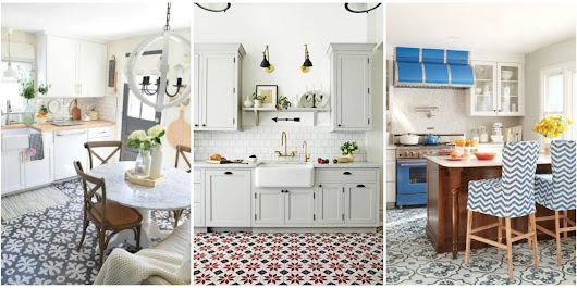 The New Kitchen Floor That Homeowners Are Obsessed With