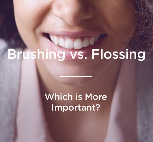Is It Worse to Skip Brushing Your Teeth or Flossing?