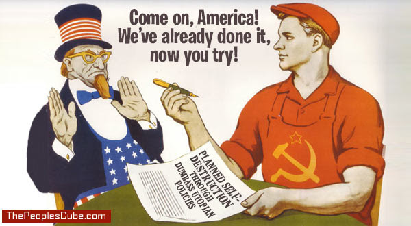 USA-USSR self-destruction