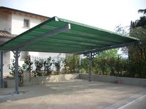 Il meglio di potere tettoie per auto in alluminio a sbalzo for Tettoie in legno usate