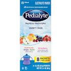Pedialyte Electrolyte Drink Powder Variety Pack - 8 count, 0.3 oz sticks