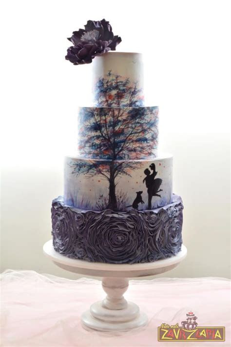 17 Best ideas about Cake Designs on Pinterest   Cake