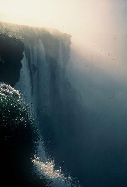 Iguazu Falls aka Angel Falls, Misiones,Argentina // photo by Luz Aicardi