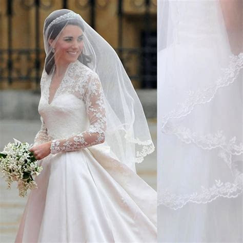 Kate Middleton Veil, Inspired, Princess Kate Veil, Elbow